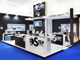 Filtros Cartés y Step Filters en Automechanika Frankfurt 2016.